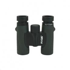 Focus dalekohled Outdoor 8x25 Dark Green