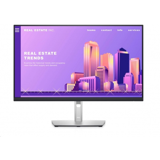 "DELL LCD P2722H 27""/5ms/1000:1/(1920x1080 s 60 Hz)/HDMI,DP,VGA,/IPS panel/Black/16:9"