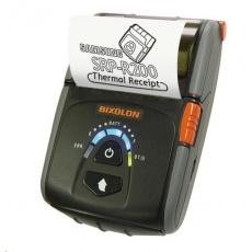 BIXOLON/Samsung SPP-R200IIIiK přenosná/mobilní BT pokladní tiskárna USB/RS232, iOS