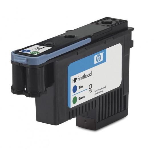 HP 70 Blue + Green DJ Printhead, C9408A