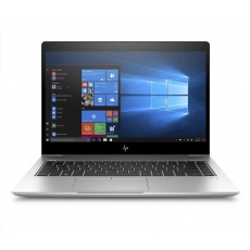 HP EliteBook 840 G6 i5-8265U 14 FHD UWVA 250, 8GB, 256GB, ax, BT, FpS, backlit keyb, Win10Pro