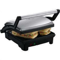 RUSSELL HOBBS 17888 3 in 1 panini gril/gril a plotýnka COOKING@HOME